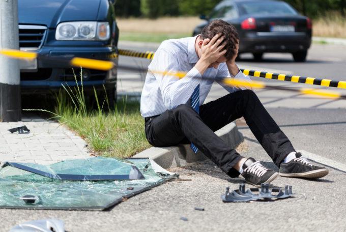 Co dělat po autonehodě v České republice?