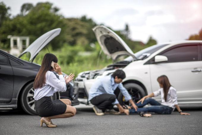 Co dělat v případě nehody ve Španělsku?